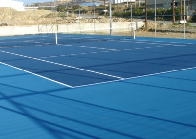 ADVANTAGE TENNIS ACADEMY (LIMASSOL, 2009)