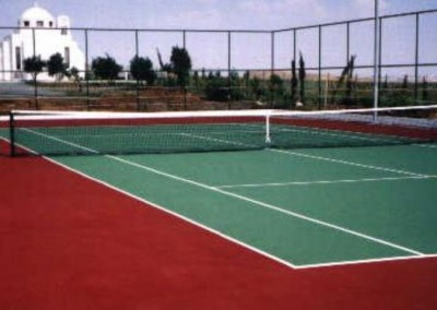 FIRST PLEXIPAVE COURT IN CYPRUS (NICOSIA, 2003)