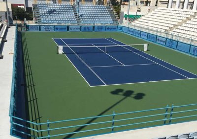 CYPRUS NATIONAL TENNIS CENTRE (2007)